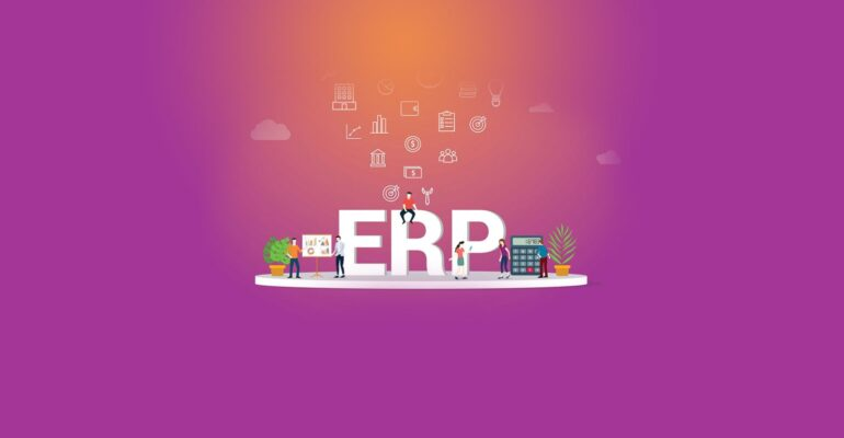 ERP software Benefits