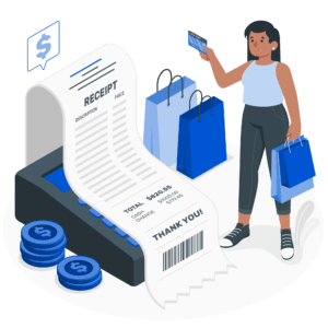 Best-equipped retail management solution